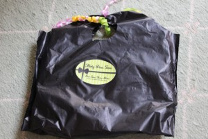 Flirty Diva Tees gift bag