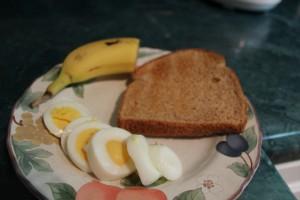 Breakfast, Day 2