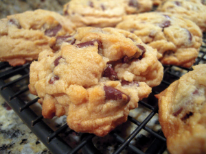 Image from Plain Chicken: Bisquick Chocolate Chip Cookies