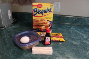 Bisquick chocolate chip cookie ingredients