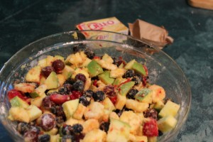 icky fruit salad