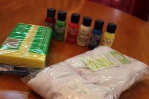 onesie supplies