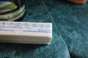 4 ounce butter