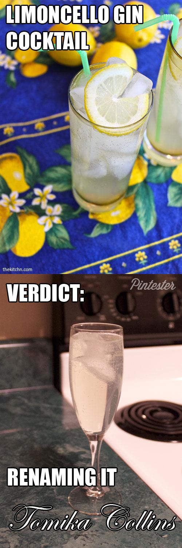 limoncello-gin-drink