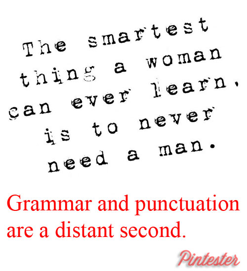 woman-punctuation