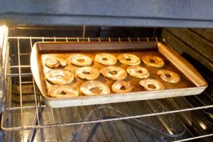 baking apple slices