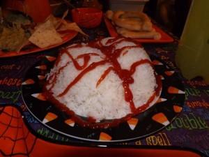 brains rice