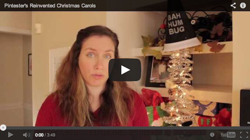 Reinvented Christmas Carols
