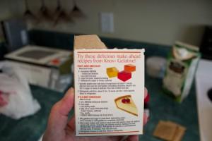 gelatin directions