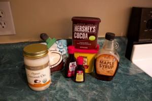 truffle ingredients
