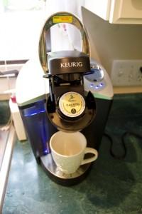Easy coffee!