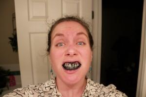 charcoal selfie 4