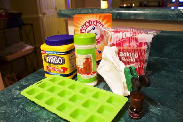 bath fizz ingredients