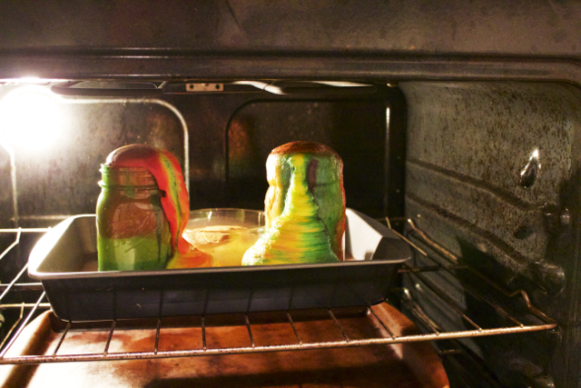 oven disaster