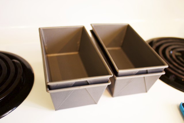Image of mini bread pans