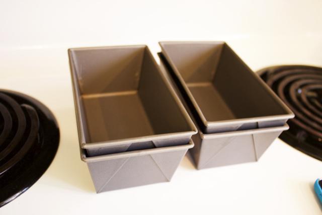 Image of mini bread pans