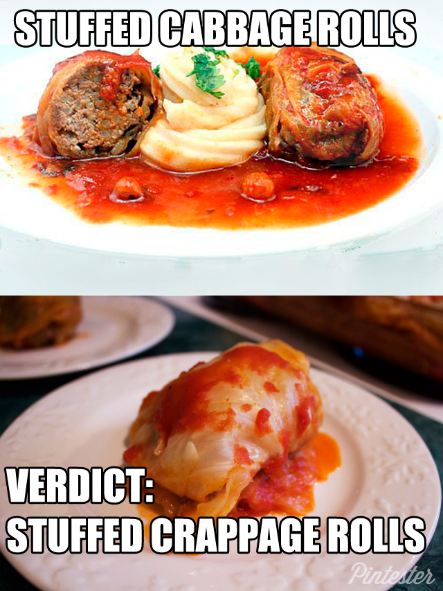 Are Those Stuffed Cabbage Rolls Worth The Pain?